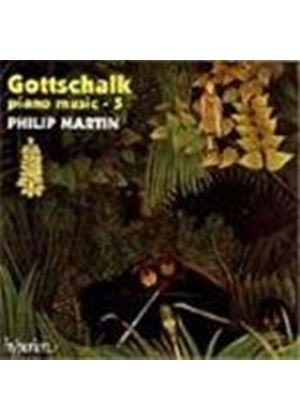 Gottschalk: Piano Music, Vol. 5