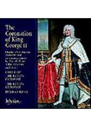 Various Composers - Coronation Of King George II (Kings Consort, King) (Music CD)