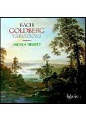 Johann Sebastian Bach - Goldberg Variations (Hewitt) (Music CD)