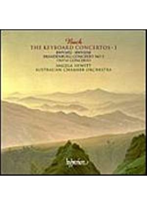 Johann Sebastian Bach - The Keyboard Concertos - Volume 1 (Hewitt, ACO) (Music CD)