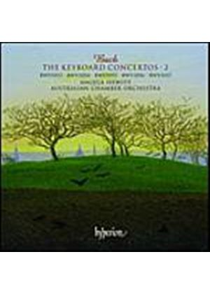 Johann Sebastian Bach - The Keyboard Concertos - Volume 2 (Hewitt, ACO) (Music CD)