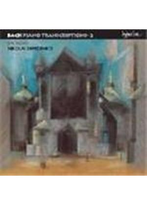 Bach/Busoni: Transcriptions, Volume 2