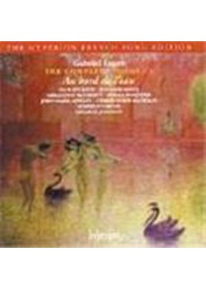 Fauré: (The) Complete Songs, Vol 1