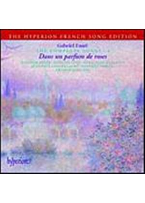 Gabriel Faure - The Complete Songs Vol. 4 (Johnson, Smith, Lott) (Music CD)