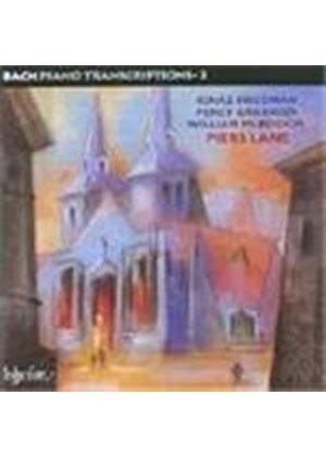 Friedman; Grainger; Murdoch: Bach Transcriptions
