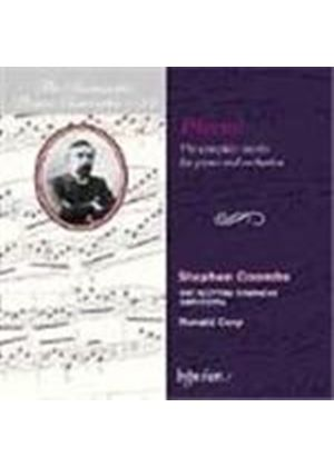 Pierné: (The) Complete Works for Piano and Orchestra