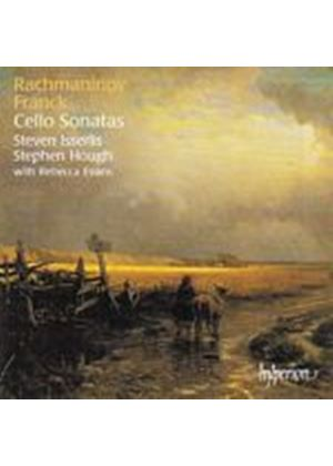 Rachmaninov/Franck - Cello Sonatas (Isserlis, Hough, Evans) (Music CD)