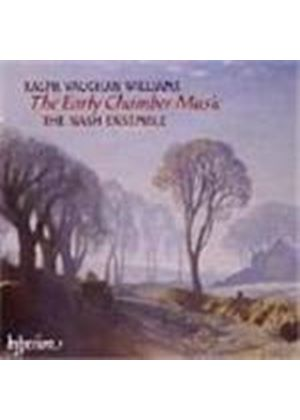 Vaughan Williams: (The) Early Chamber Works
