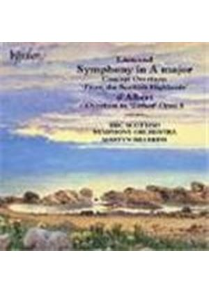 Lamond: Orchestral Works