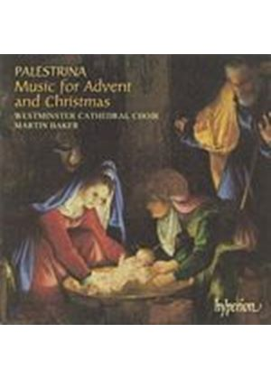 Giovanni Pierluigi Da Palestrina - Music For Advent & Christmas (Baker) (Music CD)