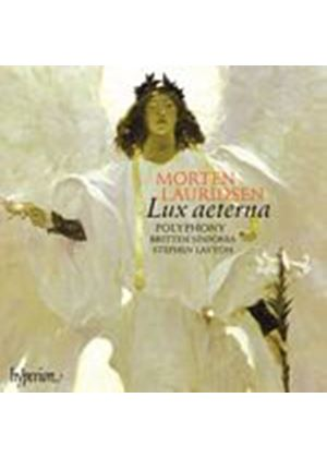 Morten Lauridsen - Lux Aeterna And Other Choral Works (Layton) (Music CD)