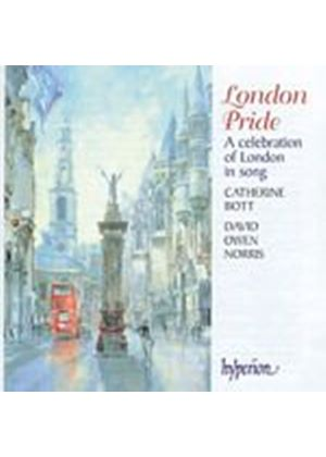 Various Composers - London Pride - Celebration Of London In Song (Norris, Bott) (Music CD)