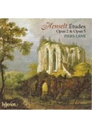 Adolf Von Henselt - Piano Etudes (Lane) (Music CD)