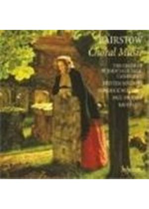 Edward Bairstow - Choral Music (Hill, Choir Of St. Johns College) (Music CD)