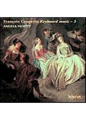 Francois Couperin - Keyboard Music - 3 (Hewitt) (Music CD)
