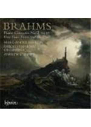 Brahms: Piano Concerto No 2; (4) Piano Pieces, Op 119