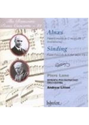 Alnaes/Sinding - The Romantic Piano Concerto - 42 (Litton, Bergen PO, Lane) (Music CD)