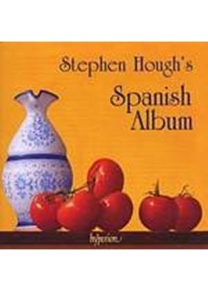Stephen Hough - Sephen Houghs Spanish Album (Music CD)