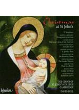 Various Composers - Christmas At St Johns (The Choir Of St. Johns College) (Music CD)