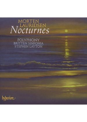 Morten Lauridsen - Nocturnes And Other Choral Music (Layton, Polyphony) (Music CD)