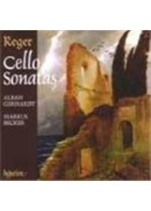 Reger: Cello Sonatas and Suites