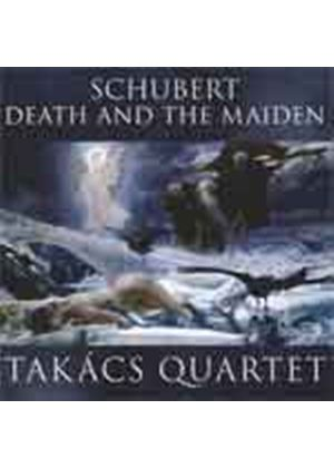 Franz Schubert - Death And The Maiden (Takacs Quartet) (Music CD)