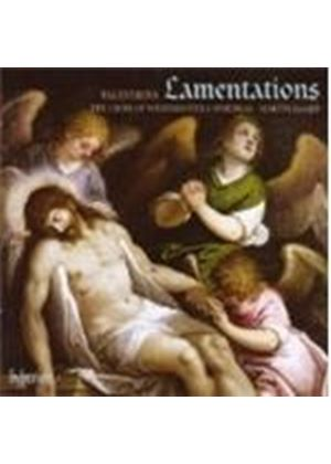 Giovanni Pierluigi Da Palestrina - Third Book Of Lamentations (Baker) (Music CD)