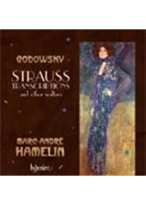 Godowsky: Strauss Transcriptions and other Waltzes