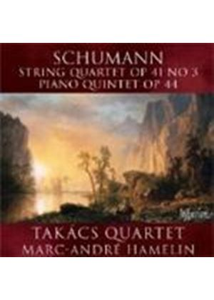 Schumann: String Quartet (Music CD)