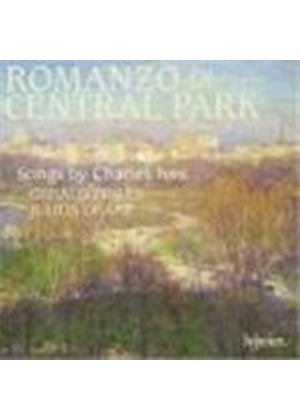 Charles Ives - Romanzo Di Central Park (Finley, Drake) (Music CD)