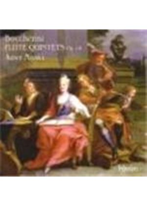 Luigi Boccherini - Six Quintets For Flute And Strings (Auser Musici) (Music CD)