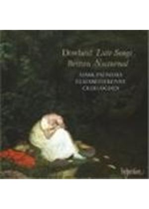 Dowland/Britten - Lute Songs/Nocturnal (Ogden, Kenny, Padmore) (Music CD)