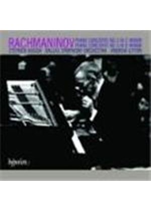 Sergey Rachmaninov - Piano Concertos Nos. 2 And 3 (Litton, Dallas SO, Hough) (Music CD)