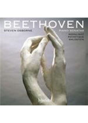 Beethoven: Piano Sonatas, \\\'Moonlight\\\', \\\'Pathétique\\\' & \\\'Waldstein\\\' (Music CD)