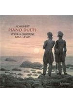 Schubert: Piano Duets (Music CD)