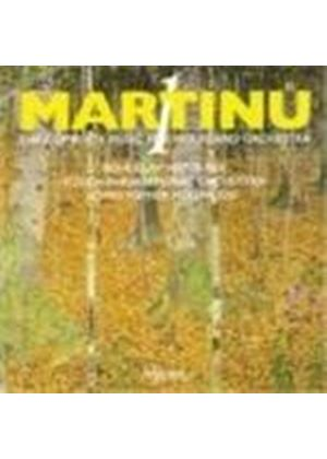 Bohuslav Martinu - The Complete Music For Violin And Orchestra Vol. 1 (Music CD)