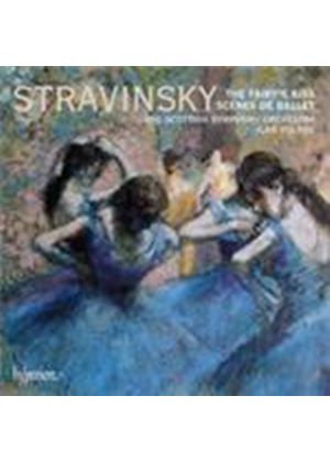 Stravinsky: (The) Fairy\\\'s Kiss; Scènes de Ballet (Music CD)