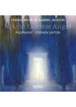 Jackson: Not No Faceless Angel (Music CD)