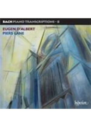 Bach: Piano Transcriptions, Vol 8 (Music CD)