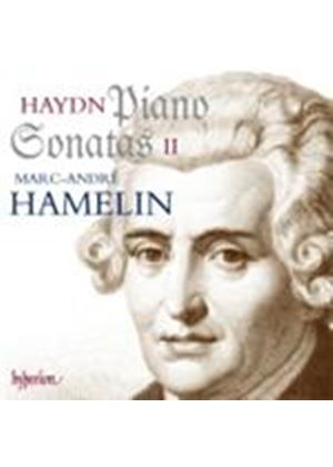 Haydn: Piano Sonatas, Vol 2 (Music CD)