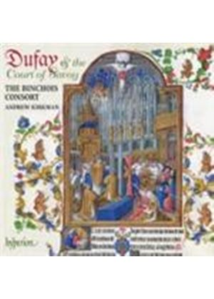 Dufay and the Court of Savoy (Music CD)