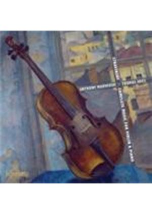 Stravinsky: Complete Violin and Piano Works (Music CD)