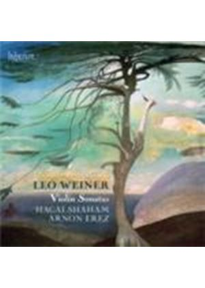 Weiner: Violin Sonatas Nos 1 & 2 (Music CD)