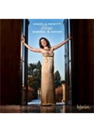 Hewitt plays Handel and Haydn (Music CD)