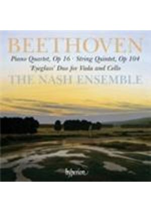 Beethoven: Piano Quartet (Music CD)