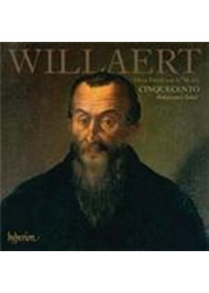 Willaert: Missa Mente tota (Music CD)