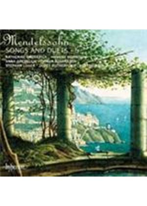 Mendelssohn: Songs and Duets, Vol 5 (Music CD)