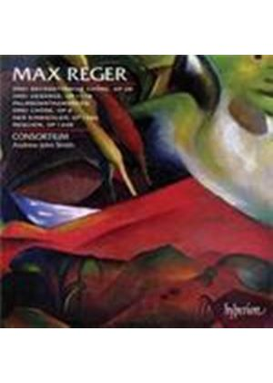 Reger: Choral Works (Music CD)