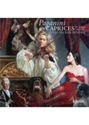 Paganini: (24) Caprices (Music CD)