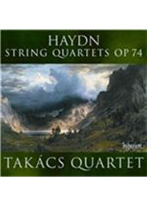 Haydn: String Quartets, Op. 74 (Music CD)